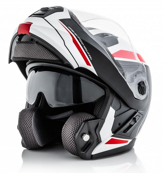 helmet DERWEL RED